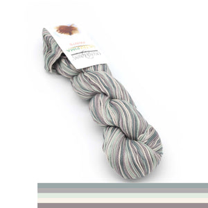 Пряжа Cascade Yarns ULTRA PIMA PAINTS - Цвет 9773 Desert Stage | KatyushaShop.com