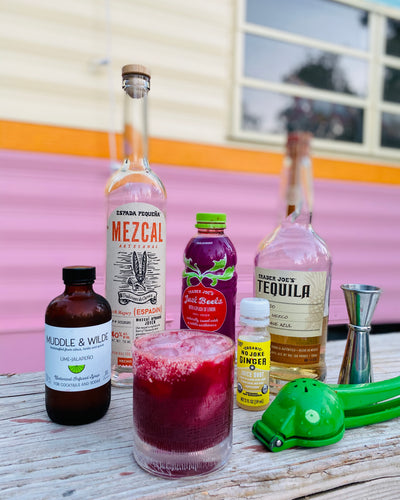 Spicy Beet Margarita
