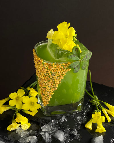 St. Patricks Day Mocktail