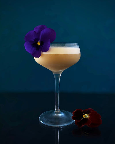 Chili Grapefruit Whiskey Sour