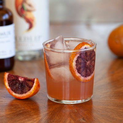 Anise & Seedlip Grove Non Alcoholic Cocktail