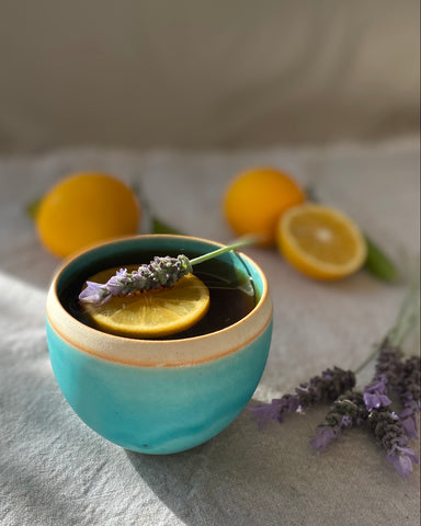 Calming Lavender Tea