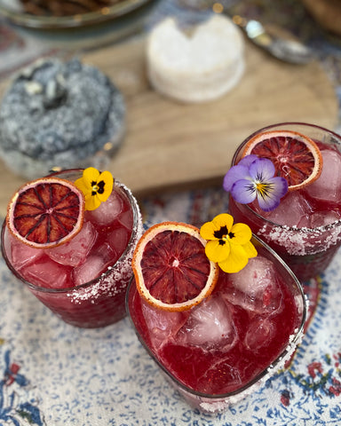 Muddle&Wilde Spicy Blood Orange Margarita