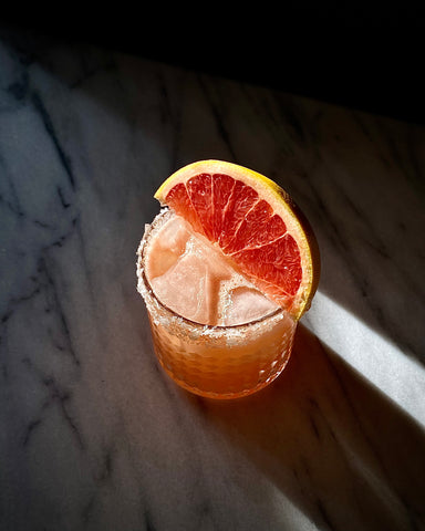 Muddle&Wilde Habanero-Grapefruit-Salt Margarita