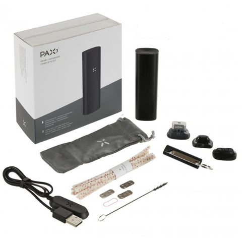 Ploom PAX 3 Vaporizer Authentic Full Kit