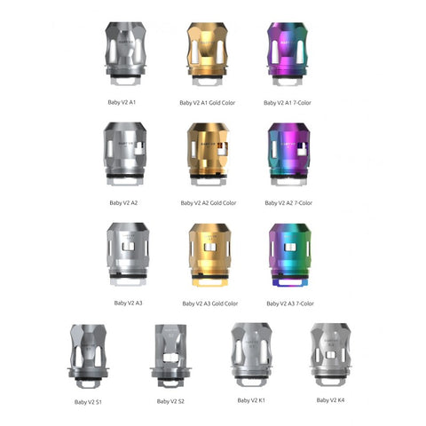 SmokTech Baby V2 Replacement Coils