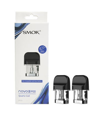 SMOK Novo 2 Refillable 2ML Replacement Pods