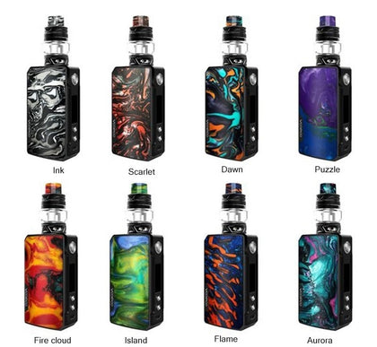 VooPoo Drag 2 177W Resin Edition Starter Kit With 8ML UForce T2 Tank