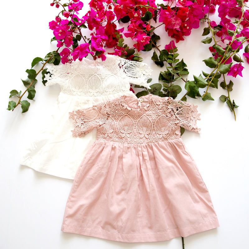 Malta Dress : Newborn