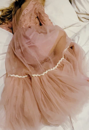 Venezia Dress in Blush