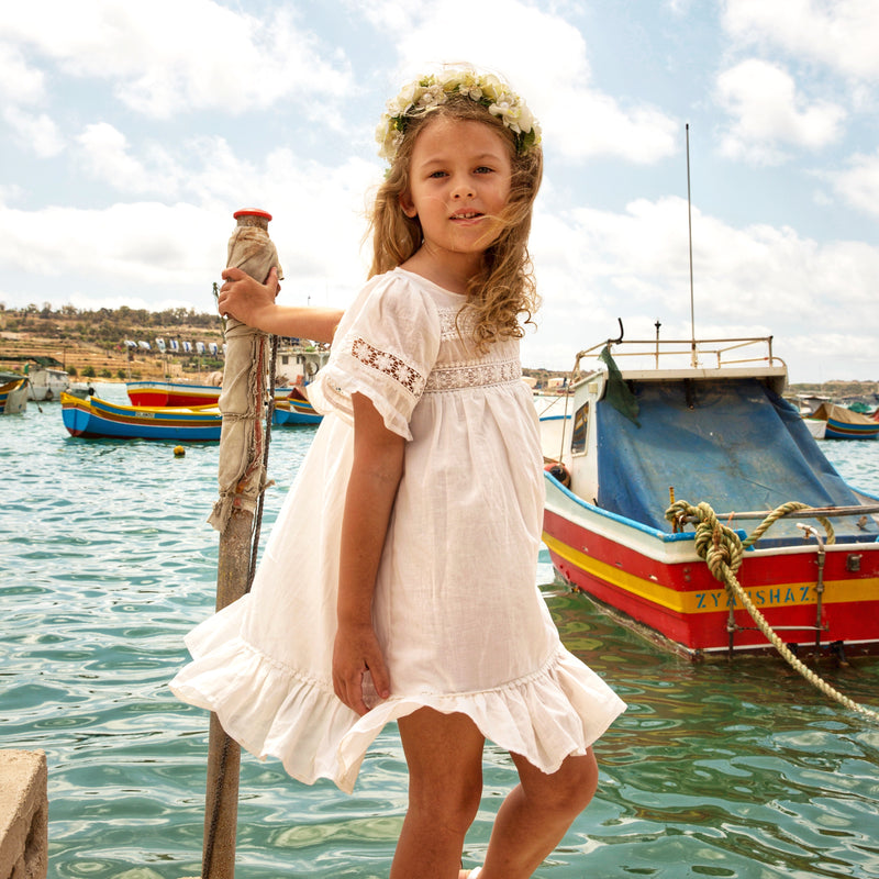 Marsaxlokk dress
