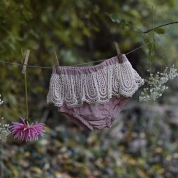 Boho Bloomers in Pink