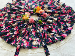 Mdina Skirt in Winter Floral