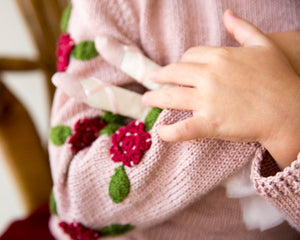 Mdina Hand-Knit sweater