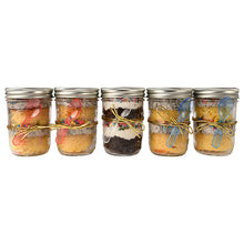 Load image into Gallery viewer, Cake Jar Sampler