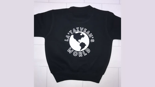 Your World Sweater