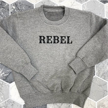 Rebel Skull Sweater