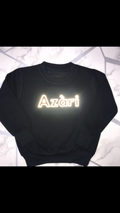 Reflective Sweater