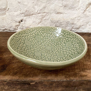 Bowl, Medium Green