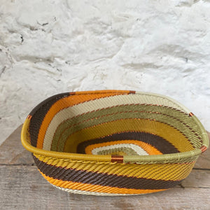 Telephone Wire Basket