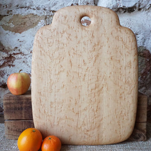 Cutting Board, Birds-Eye Maple