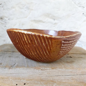 Bowl Textured
