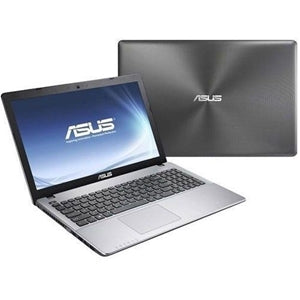"ASUS 15.6"" F550C, Intel i5-3337 Laptop, 8GB, 120GB SSD (Refurbished)"