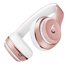 Load image into Gallery viewer, Beats Solo3 Wireless On-Ear Headphones - Rose Gold