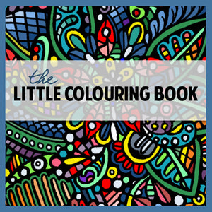 The little colouring book