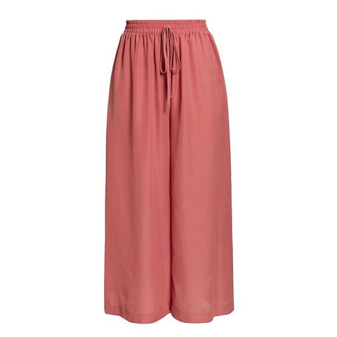 Adjustable Waist Pants - ALIA MAXINE