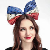 Oversized Bow Headband - ALIA MAXINE