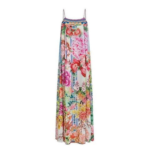 Summer Maxi Dress - ALIA MAXINE