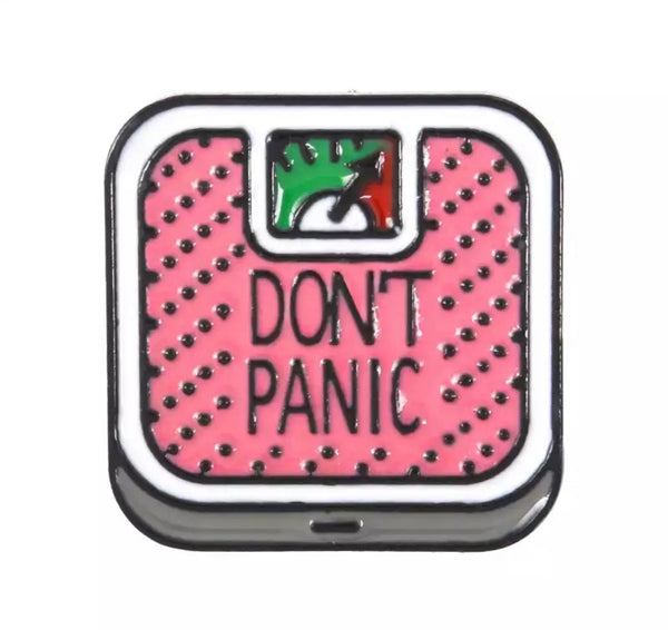 Don't Panic Scale