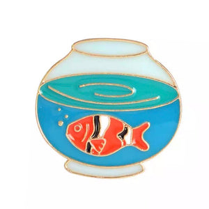 Fish In Bowl