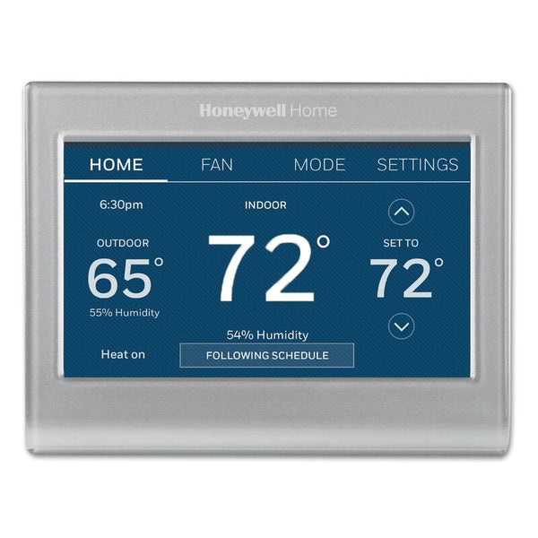 Honeywell Home Wi-Fi Color Touchscreen Programmable Thermostat image 14674951897199