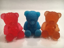 Load image into Gallery viewer, Set of 6-3D Bears