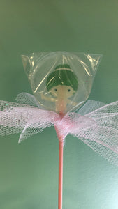 Set of 6 Ballerina Lollipops