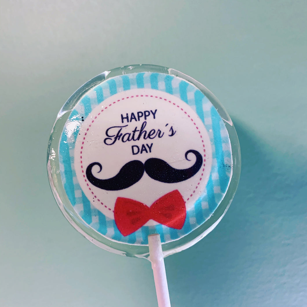 6 Father's Day Lollipops