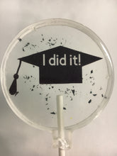 Load image into Gallery viewer, 6 Graduation Personalized Lollipops