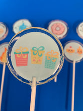 Load image into Gallery viewer, Chanukah Themed Lollipops