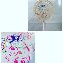 Load image into Gallery viewer, 6 Kids Art Project Lollipops
