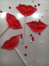 Load image into Gallery viewer, 6 Lips Lollipops