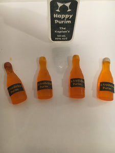 8 Mini Sugar Free Hard Candy Soda or Bottles