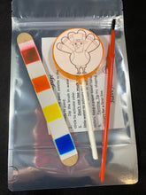 Load image into Gallery viewer, Paint Your Own Thanksgiving Lollipop Sets