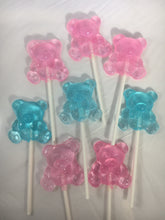 Load image into Gallery viewer, 6 Teddy Bears on a stick