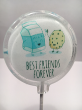 Load image into Gallery viewer, 6 Best Friend Forever (BFF's) Lollipops
