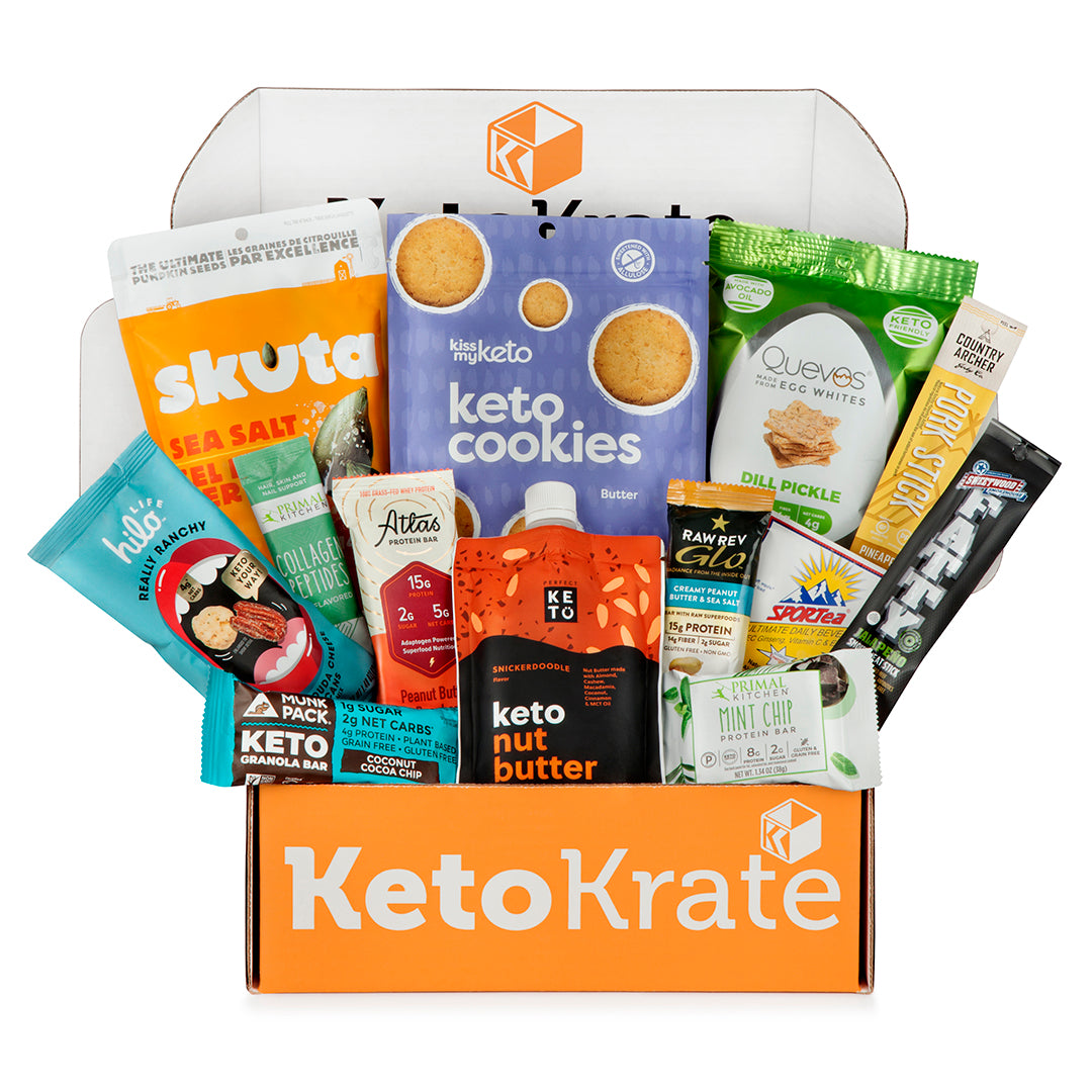 Keto Krate - Monthly Subscription