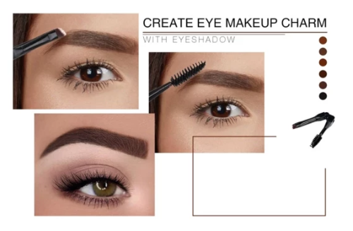 Eyebrow Makeup Cream