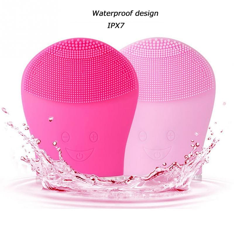 Electric-Sonic-Facial-Cleansing-Brush-Mini-Vibrating-Massager-Silicon-Face-Cleaning-Device-Skin-Care-Tools-System