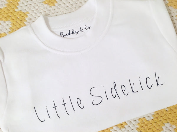 Little Sidekick Children's T-Shirt - 6-12 months